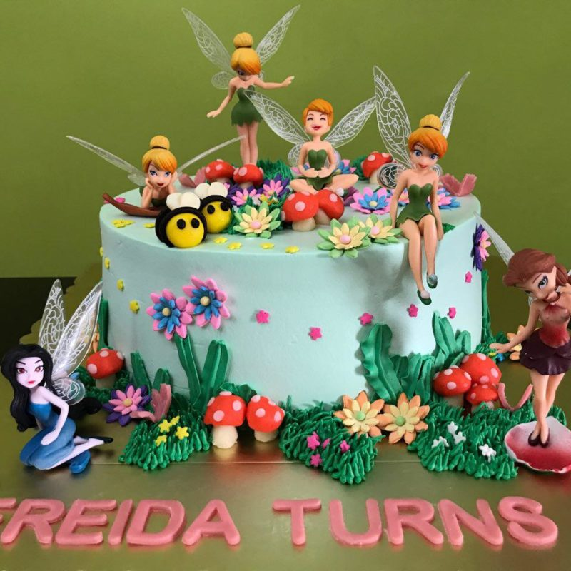 Tinkerbell Cakes Singapore