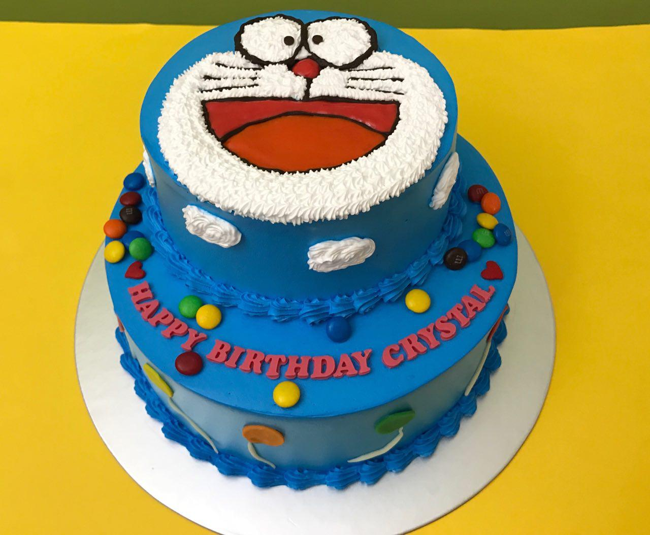 2-tier Doraemon