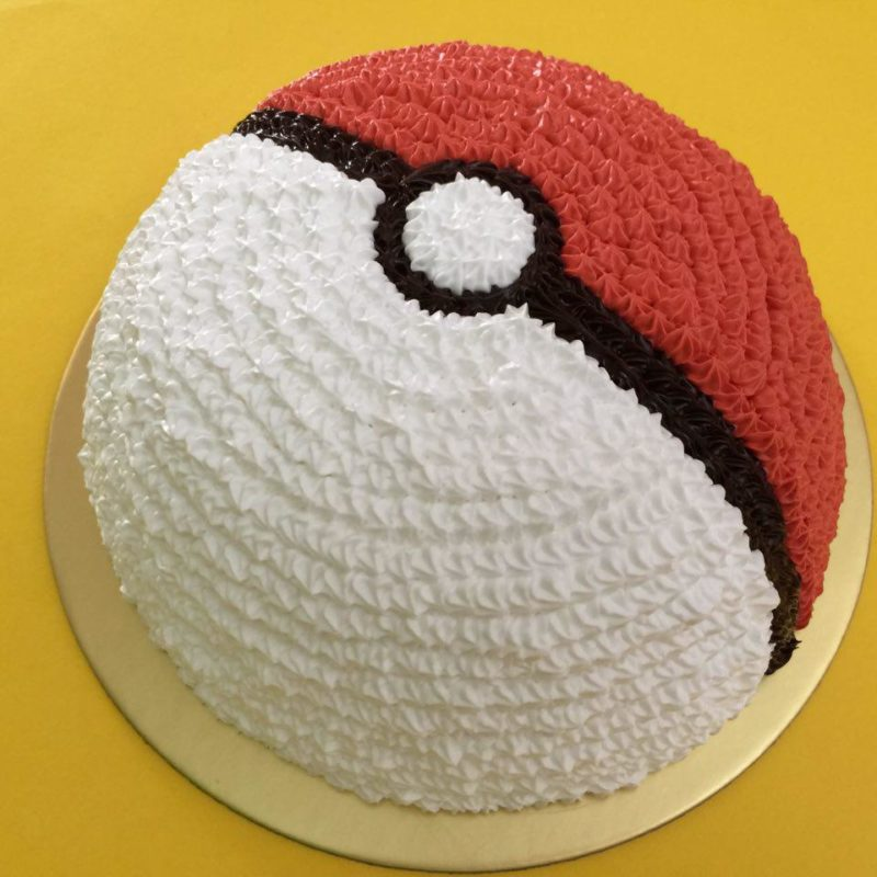 2D Pokemon Ball