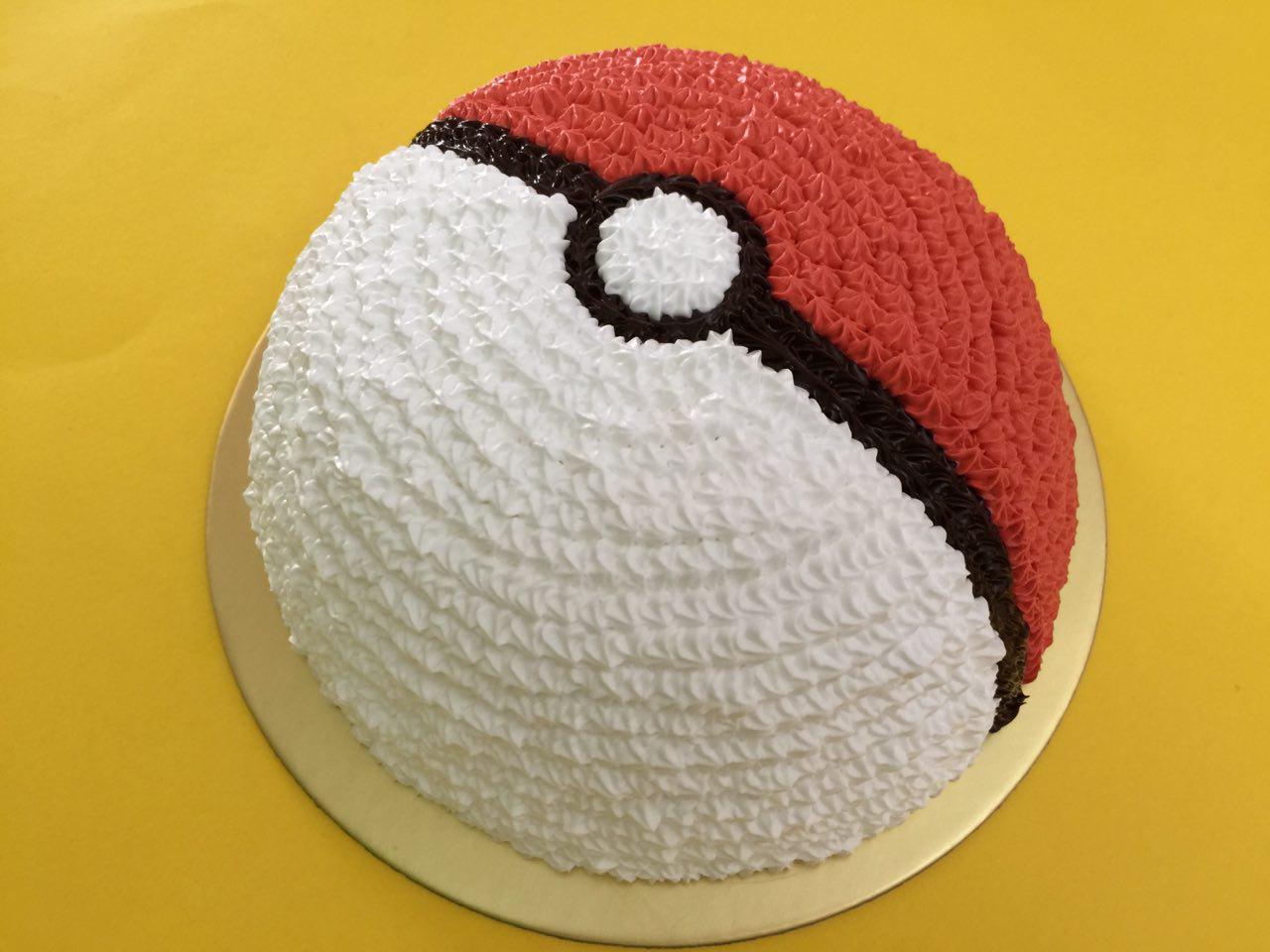 2D Pokemon Ball