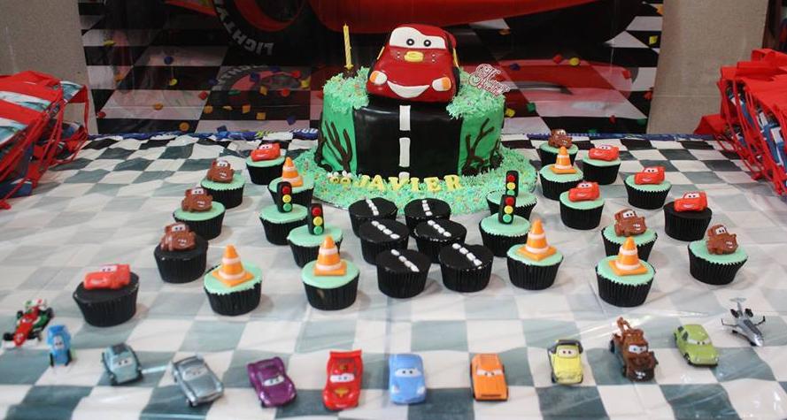 Mcqueen Birthday Cake Singapore