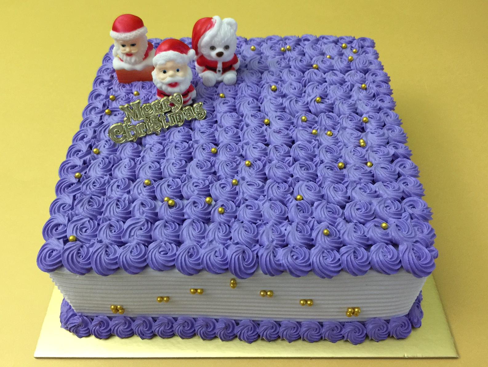 Christmas Yam Cake