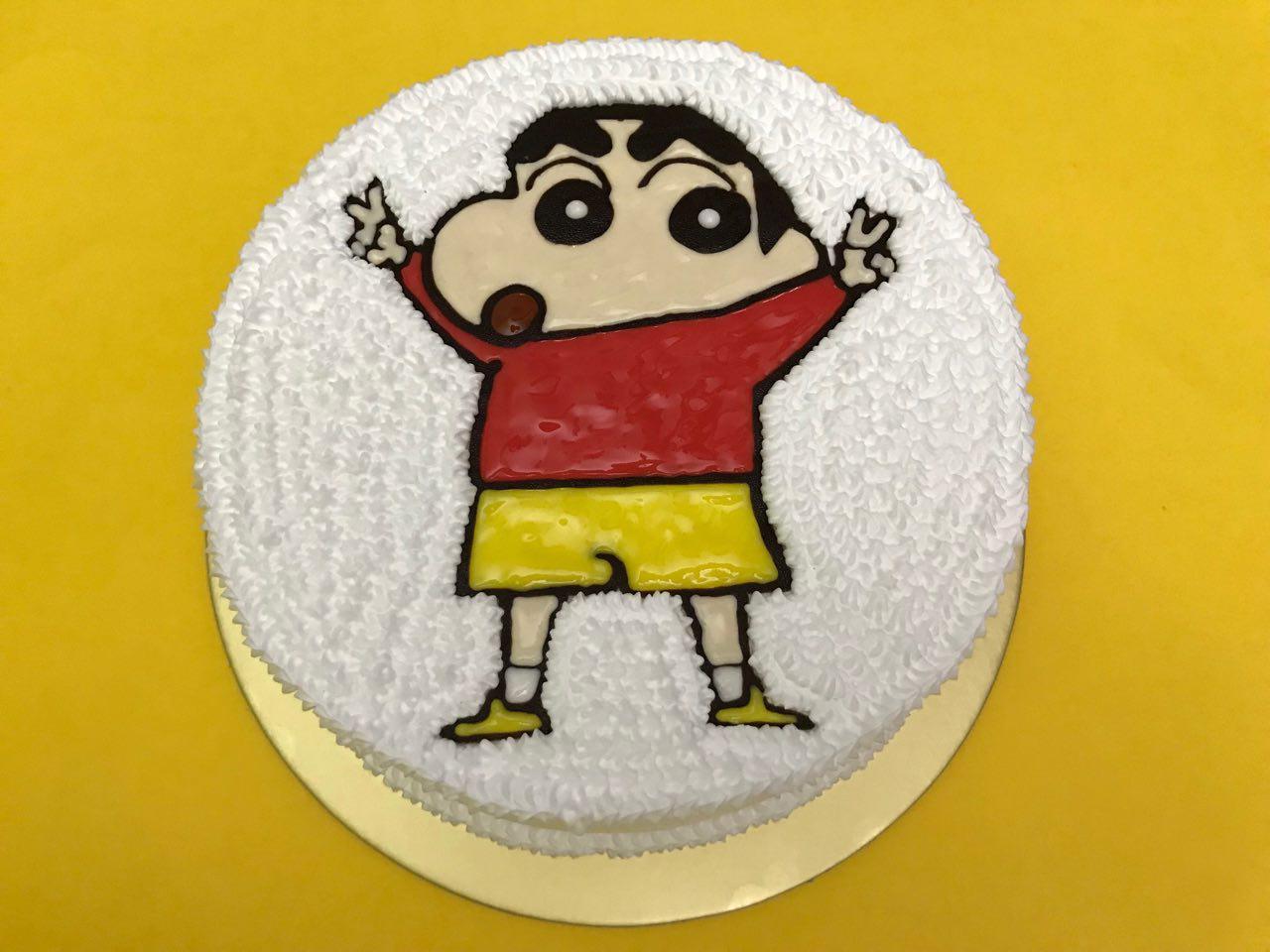Crayon Shinchan Cake