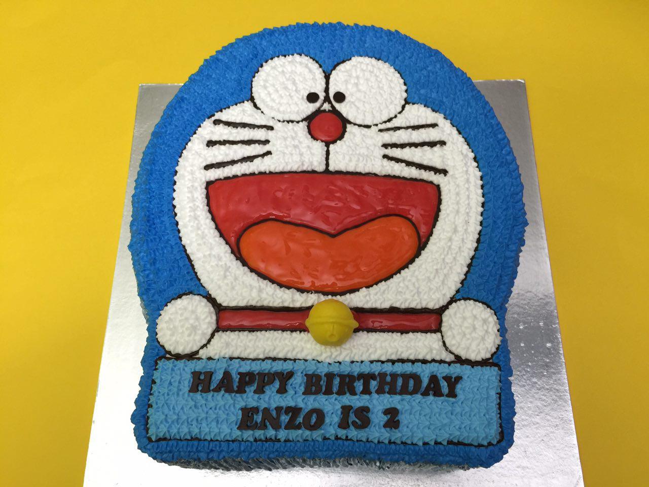 Doraemon Cake - 4