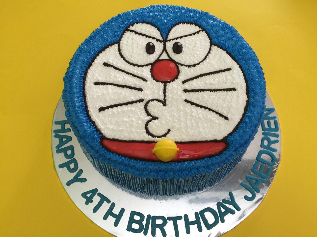 Doraemon Kissing