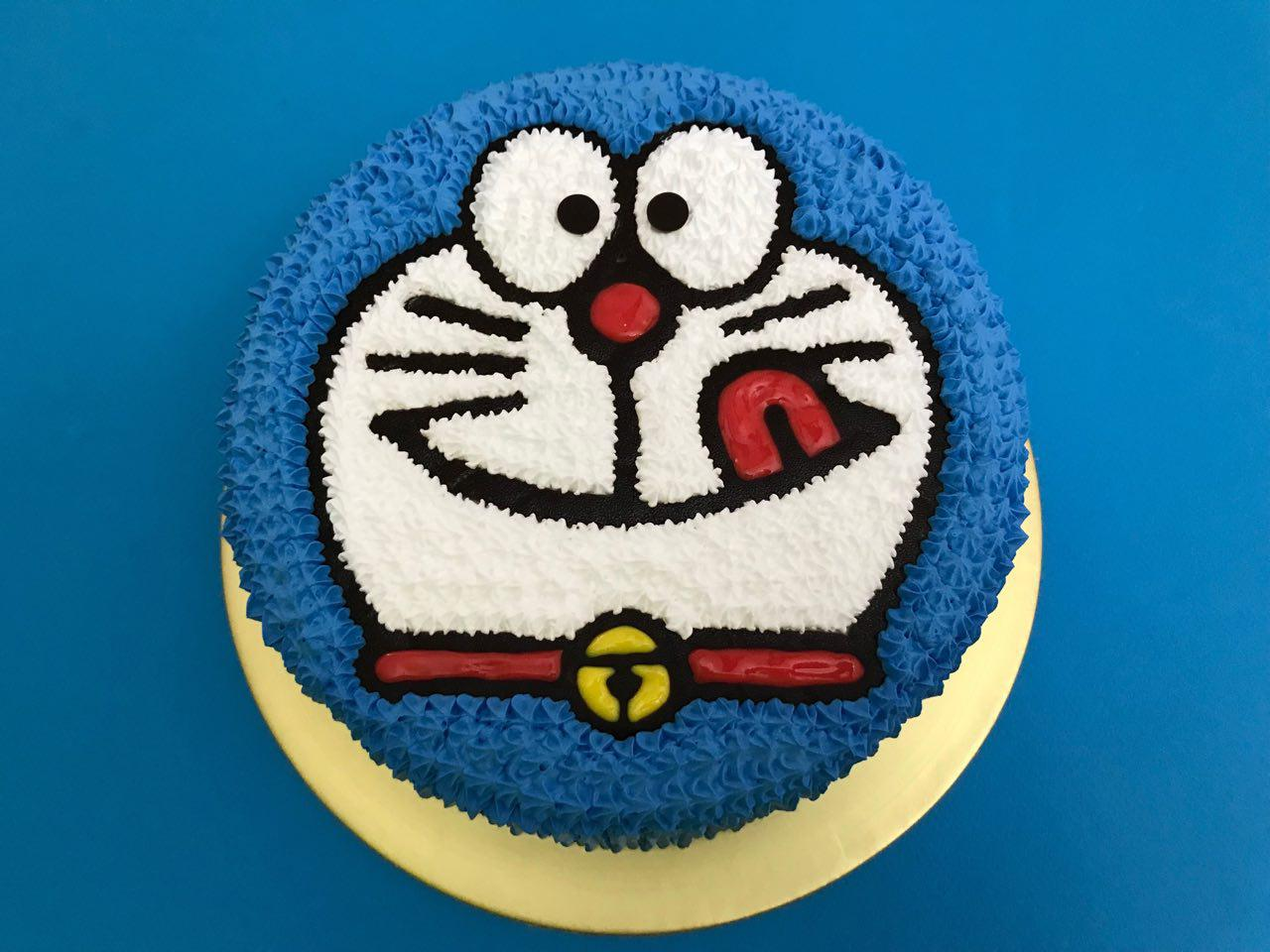 Doraemon Tongue (Blue)