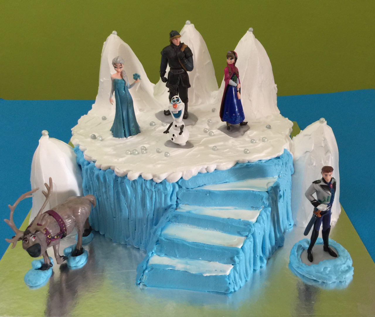 Frozen Cake Palace