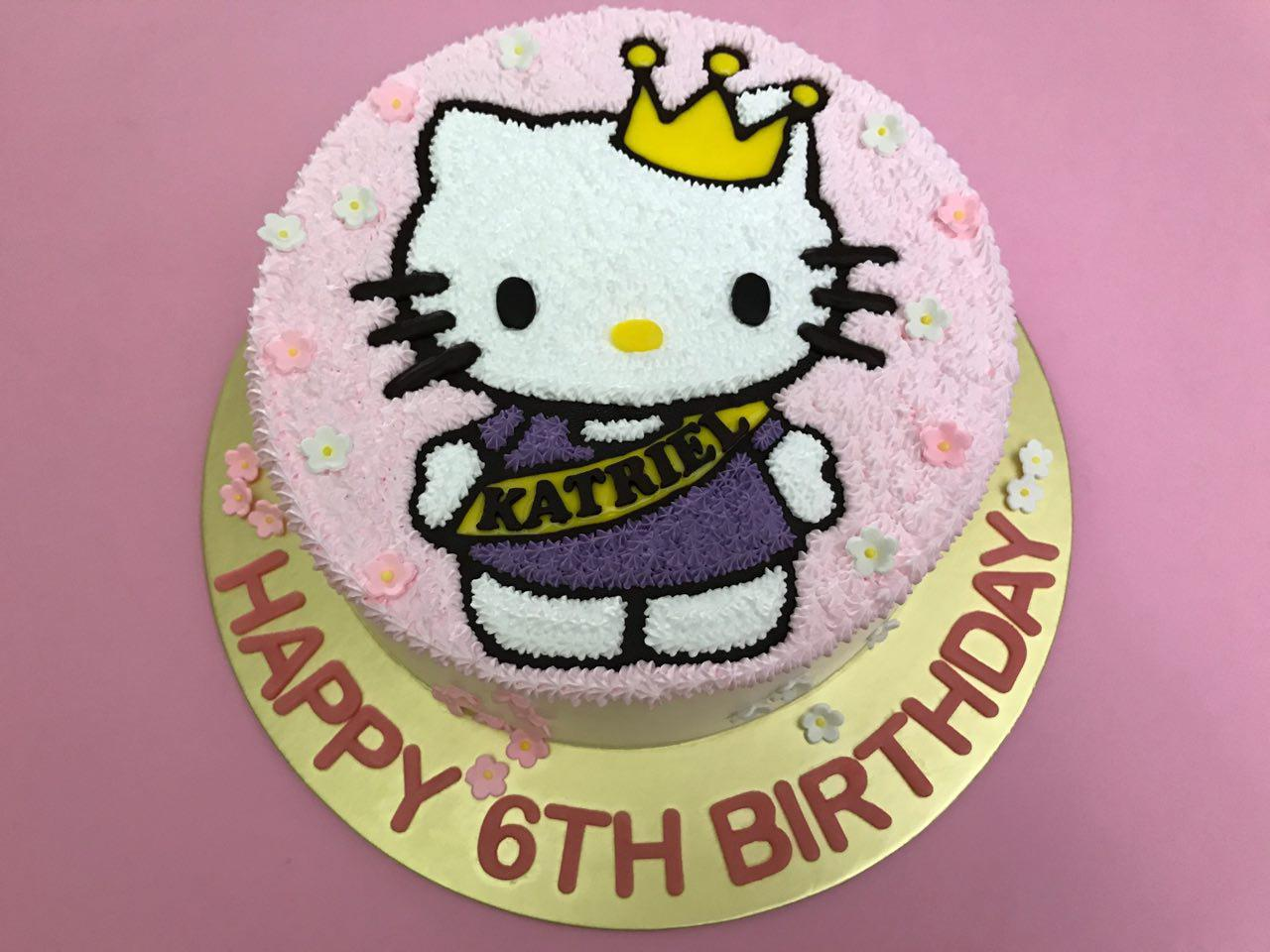 Hello Kitty Sash