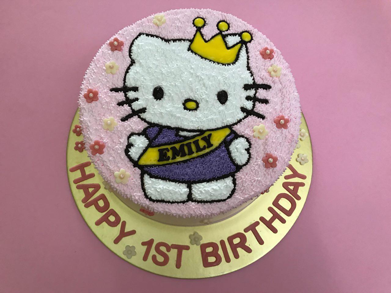 Hello Kitty with Sashs