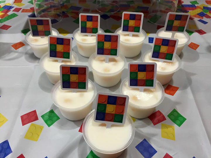 Almond Jelly Cup
