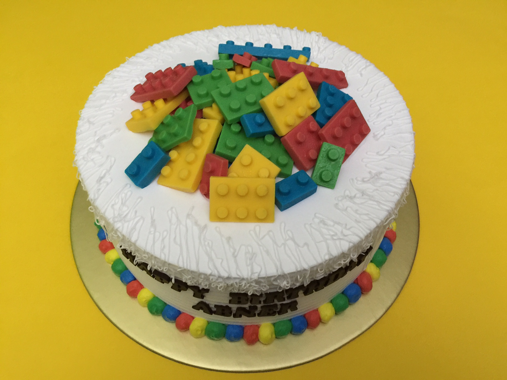 Lego Blocks Cake Design : Lego Cakes Singapore Favourite toy ever on a cake