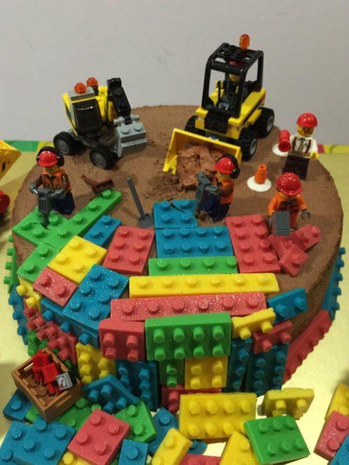 Lego Cakes Singapore Favourite Toy Ever On A Cake