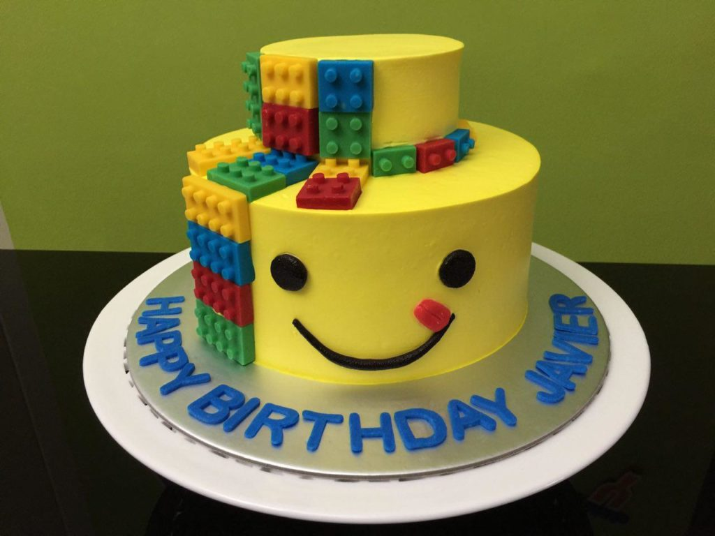 Lego Cakes Singapore Favourite Toy Ever On A Cake