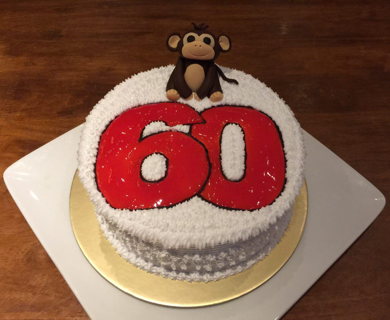 Little Monkey Cake