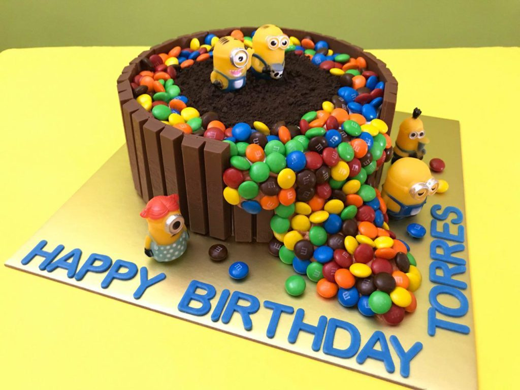 Birthday Cake Images Minions ~ Minions cake singapore all children favourite character