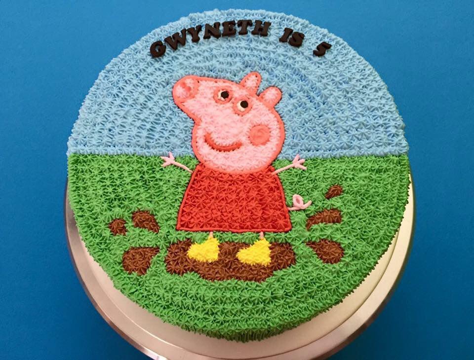 Peppa Pig Round Mud