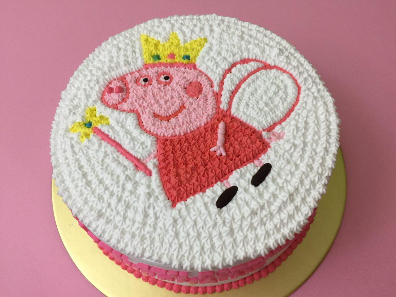 Peppa Pig Round Fairy