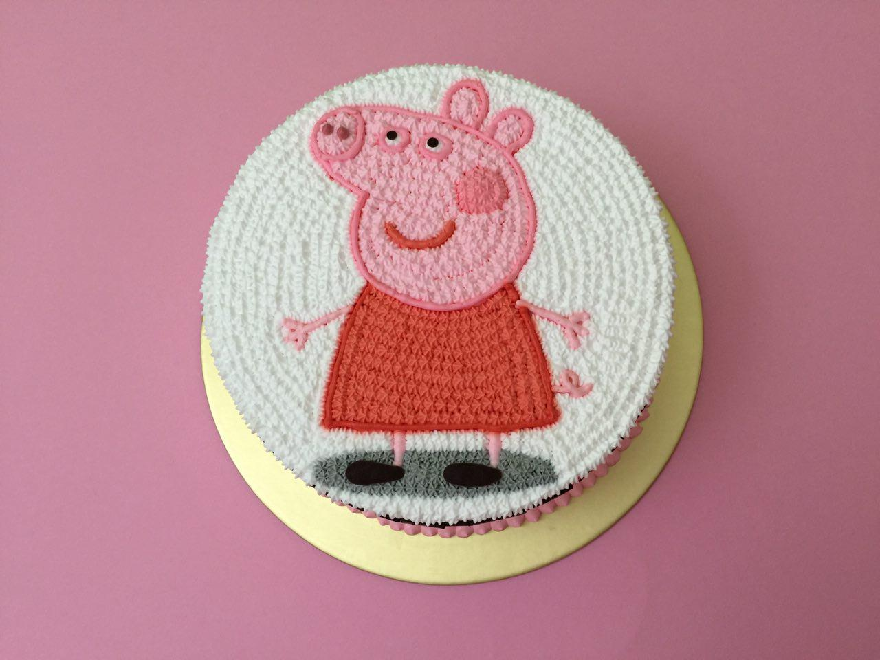 Peppa Pig Round Smile