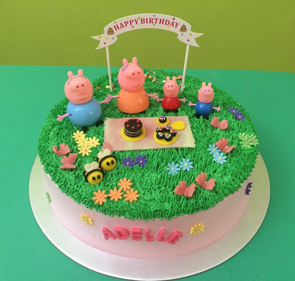 10 Inch Birthday Cake