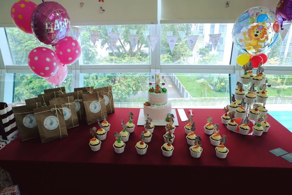 Peter Rabbit Birthday Theme Party