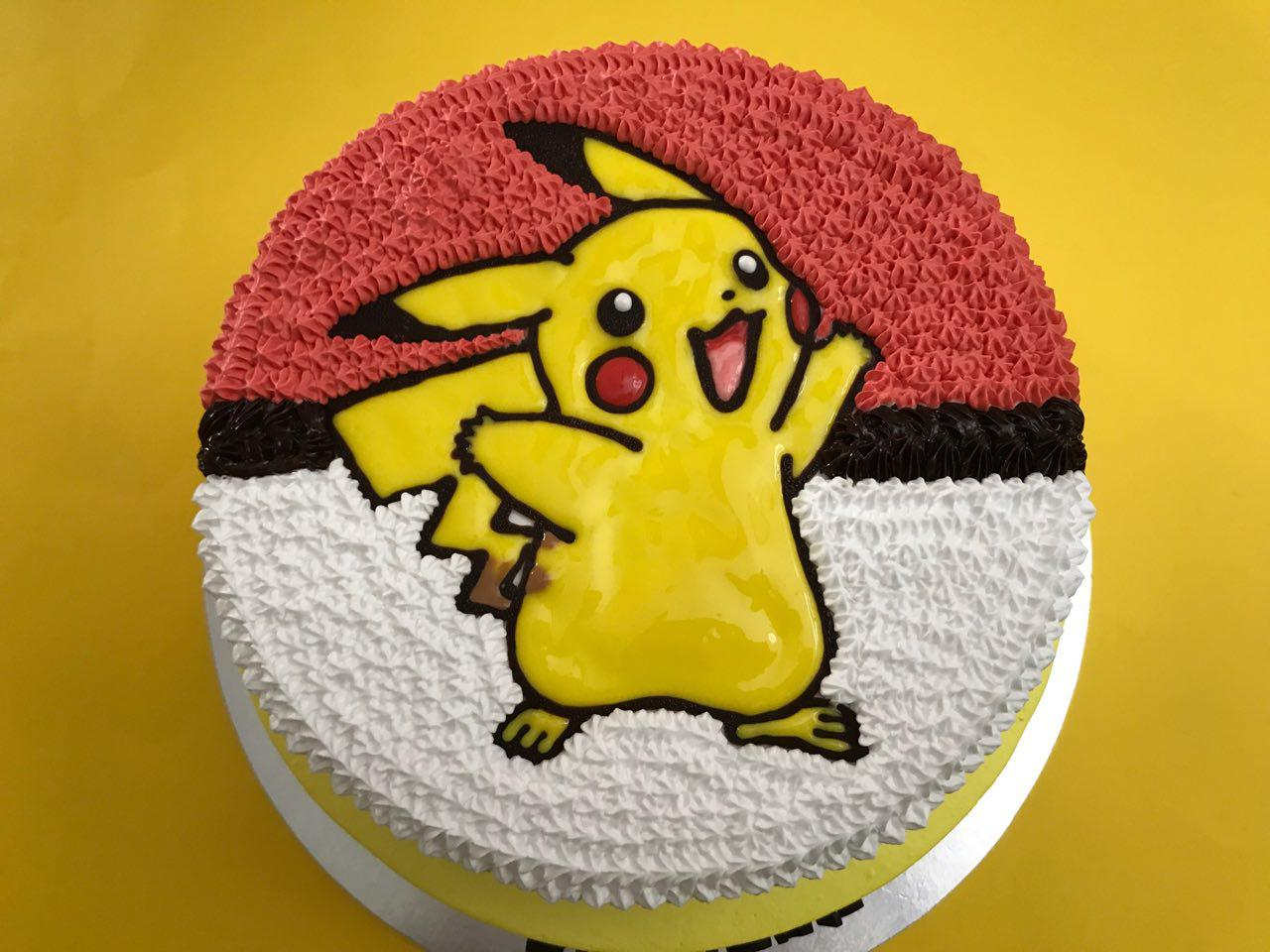 Pikachu Hug on Pokeball