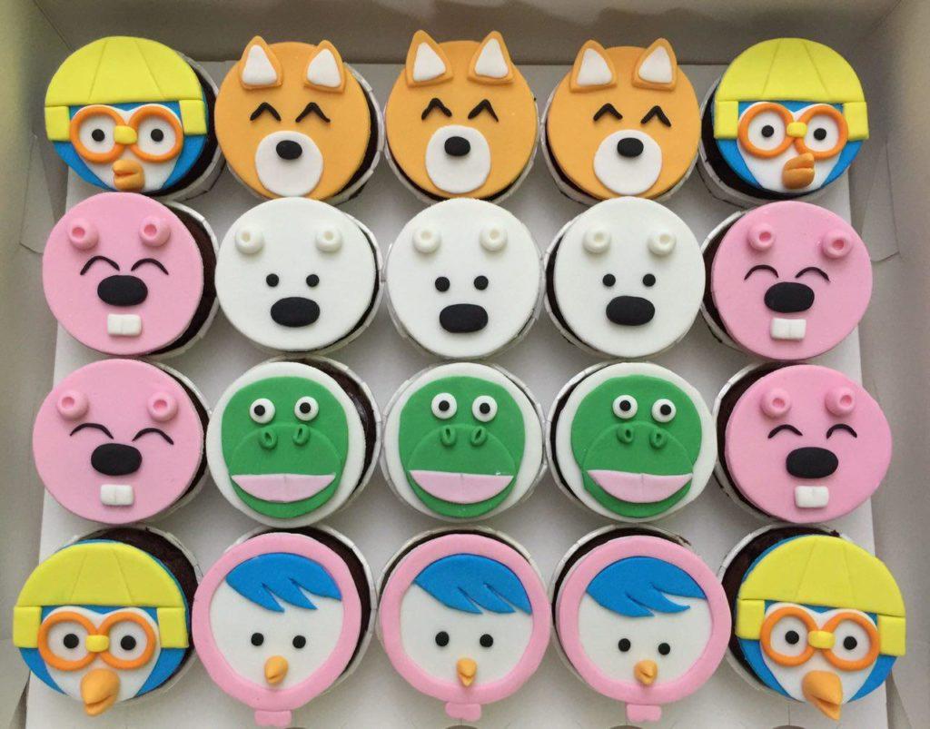 Pororo Cakes Singapore Favourite Korean Character Cake