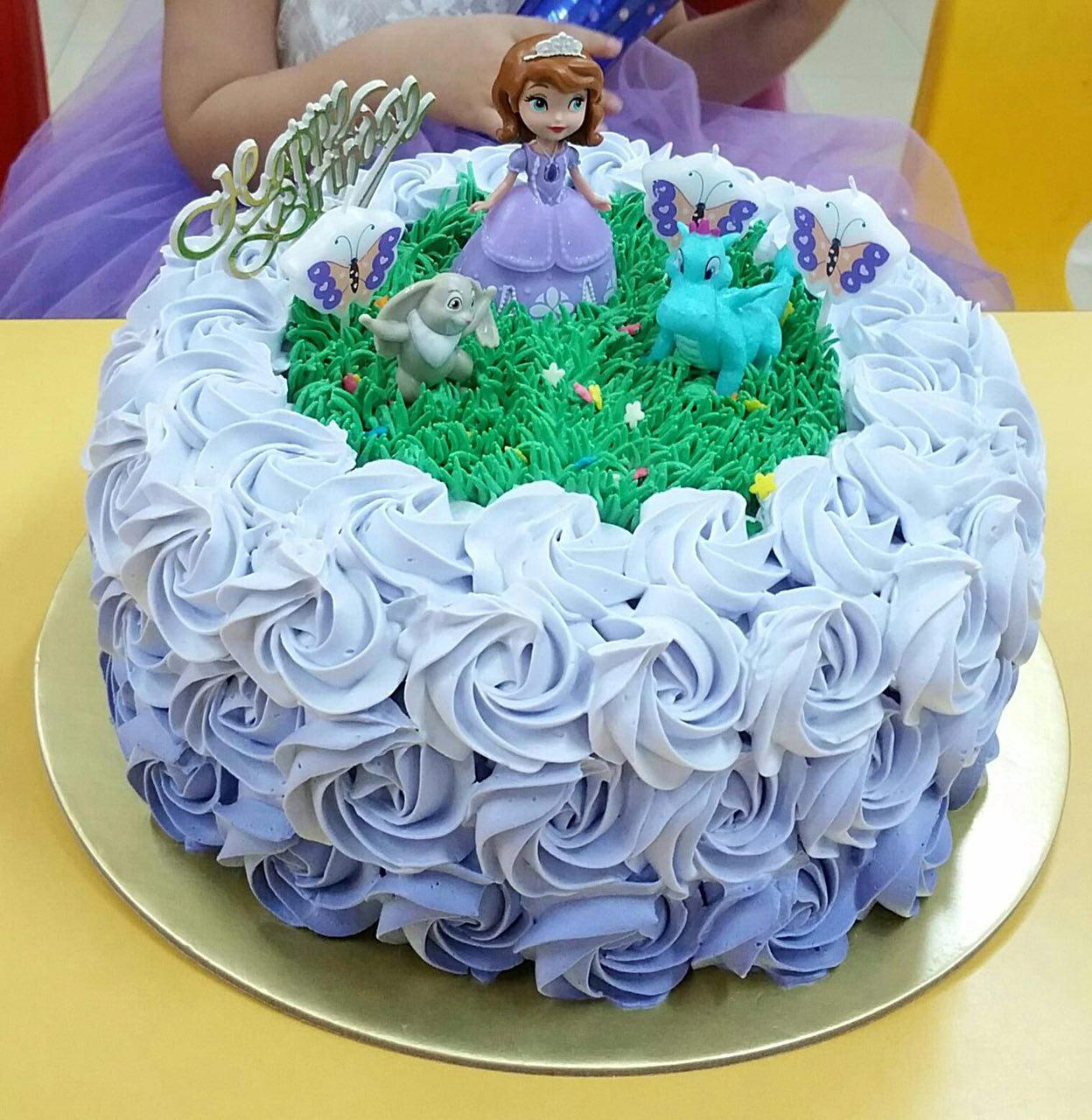 Princess Cakes Singapore A Sweet Memory For Your Princess