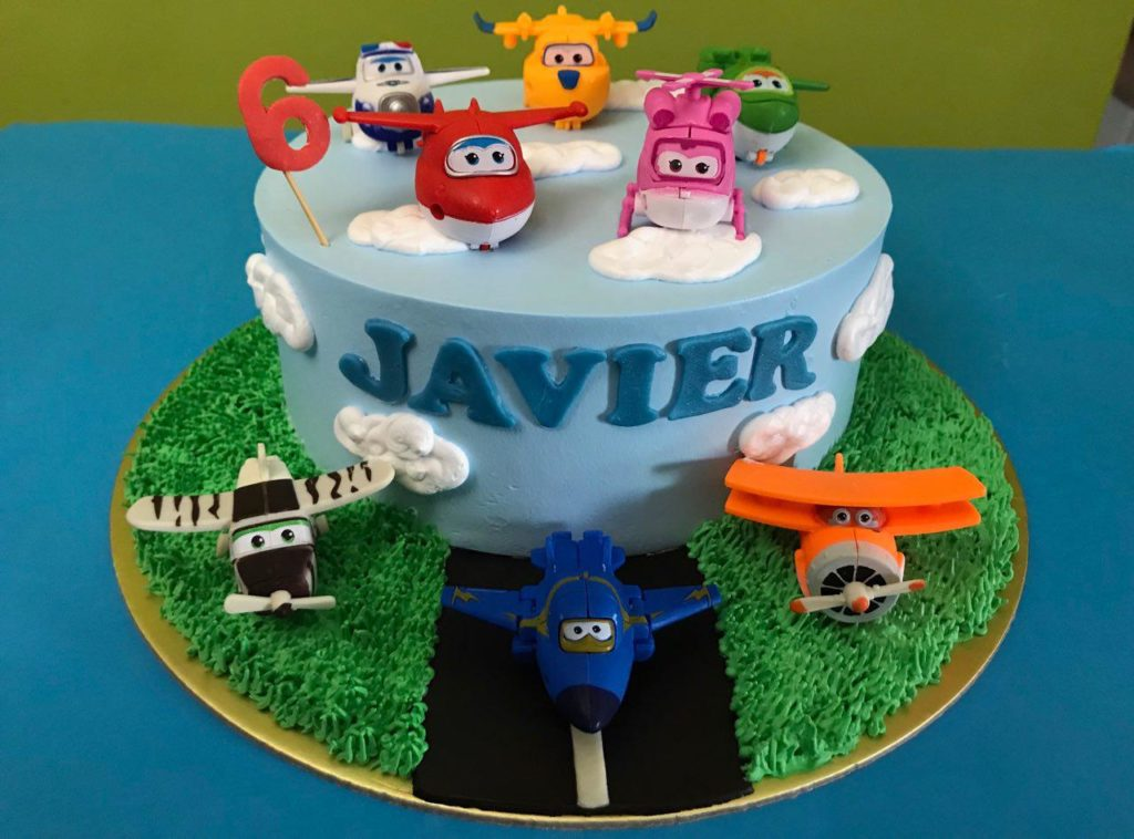 Super Wings Cakes Singapore | Joyeux Bakery Sweet Moments