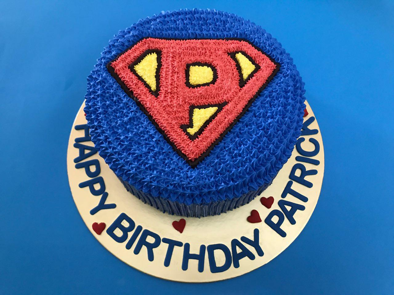 Superman P