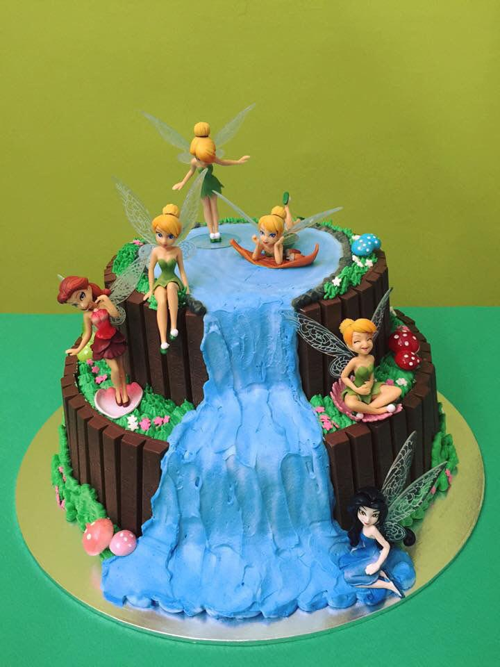 Tinkerbell Waterfall 2-Tier