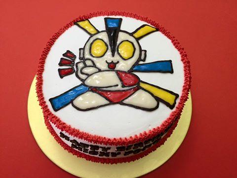 Ultraman Cake