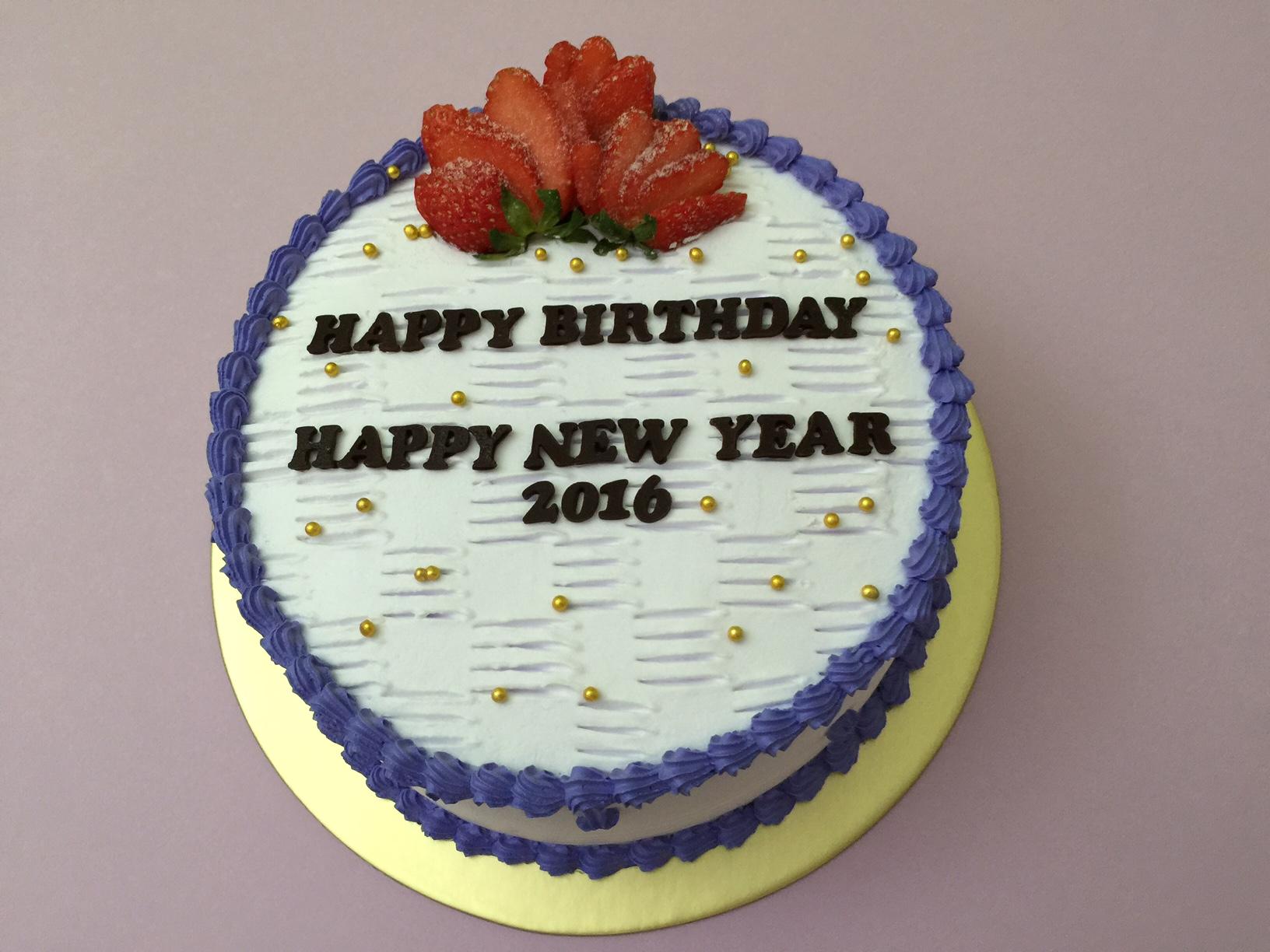 Yam Cake Strawberry