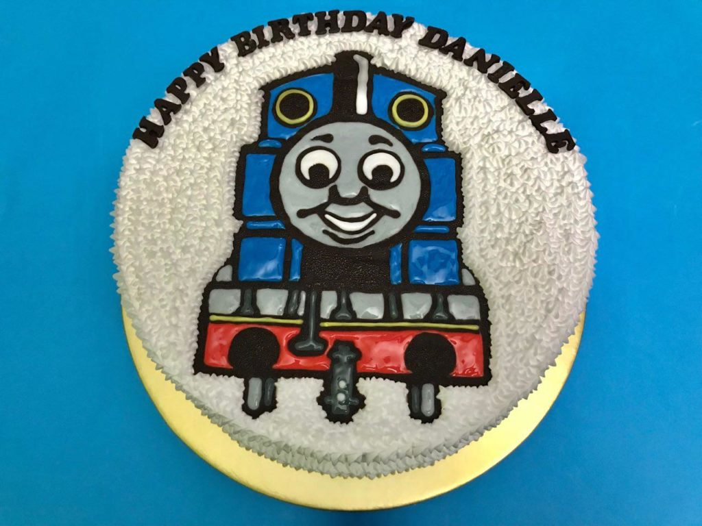Thomas Train Cake Singapore All Time Childrens Favorite